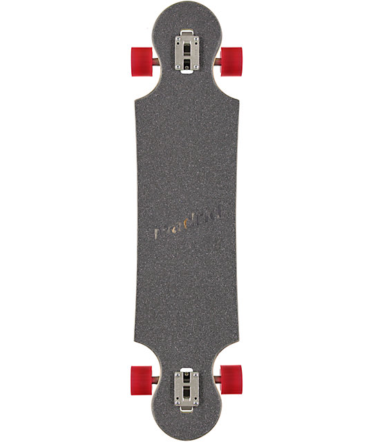 "Madrid Maniac Pulver 39""  Drop Through Longboard Complete"