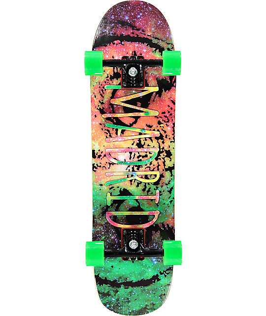 "Madrid Space Owl Mini 32.5""  Cruiser Complete Skateboard"