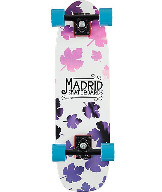 "Madrid Wasp Fall Mini 28.75""  Cruiser Complete Skateboard"
