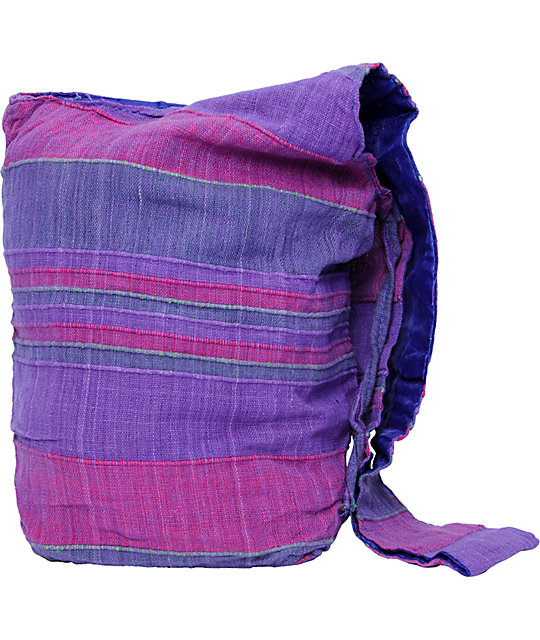 Magic Touch Purple Tote Bag