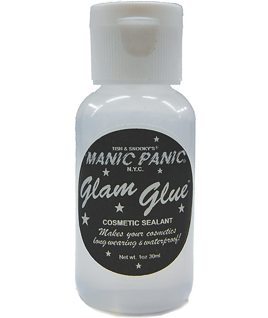Manic Panic Glam Glue Glitter sellador para brillo