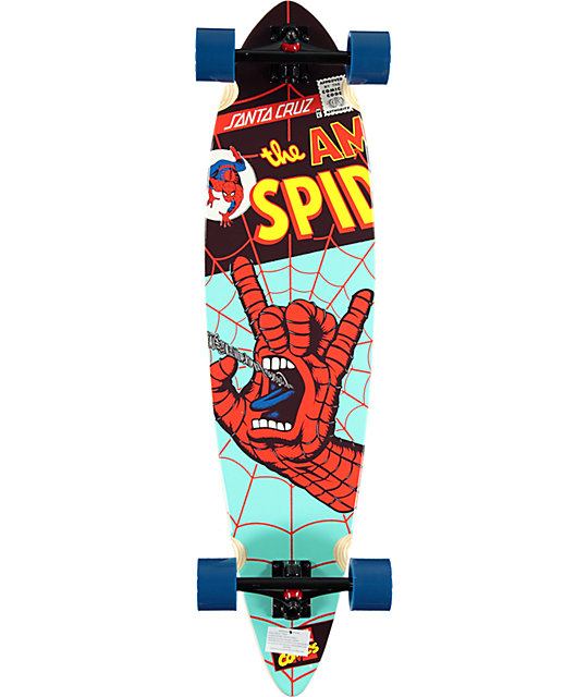 Marvel x Santa Cruz Spiderman Hand 39