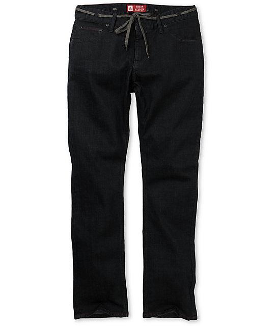 Matix Daewon Black Hawk Jeans