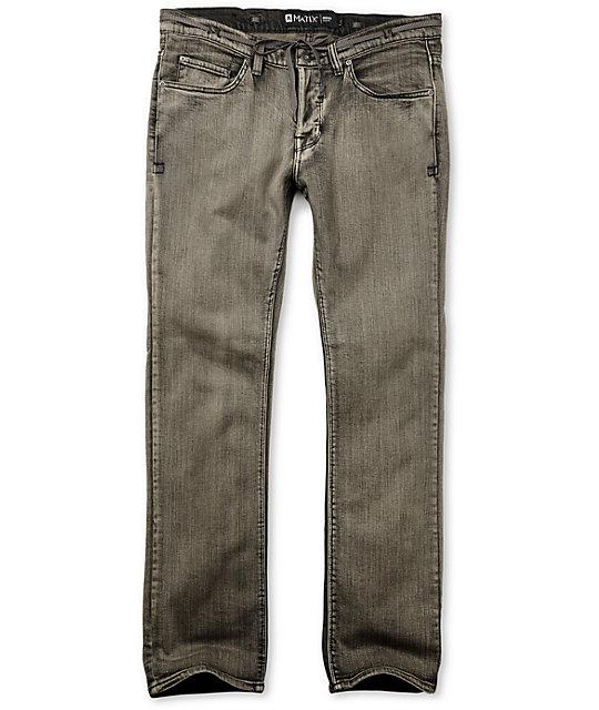 Matix Gripper Ash Skinny Jeans