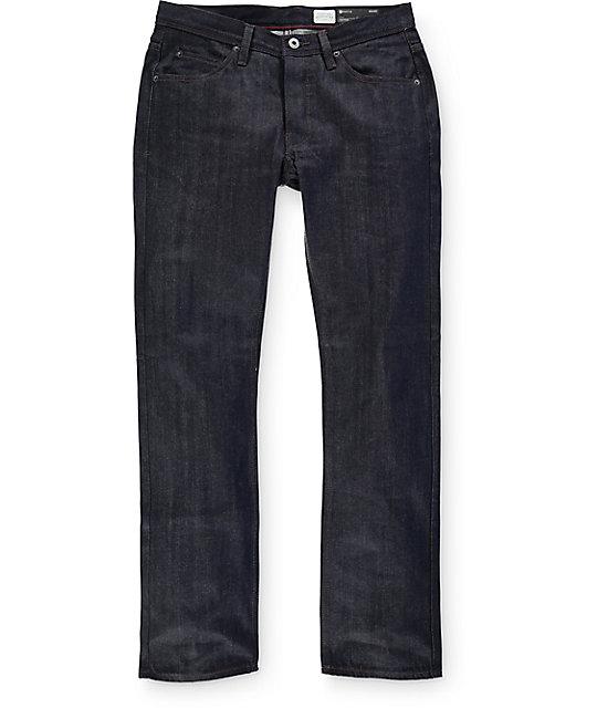 Matix Gripper Dry 55 Blue Slim Fit Jeans