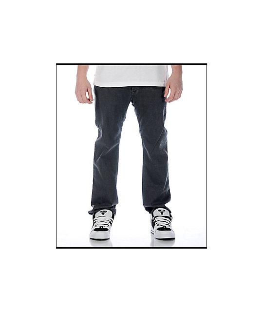 Matix Gripper Grey Skinny Jeans