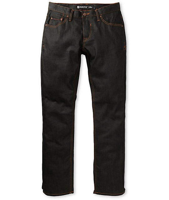 Matix Gripper Indicoat Skinny Jeans