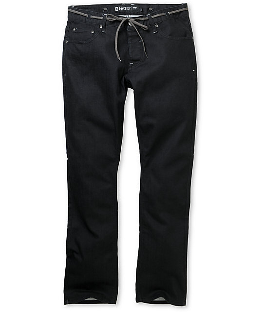 Matix Gripper Night Waxer Skinny Jeans