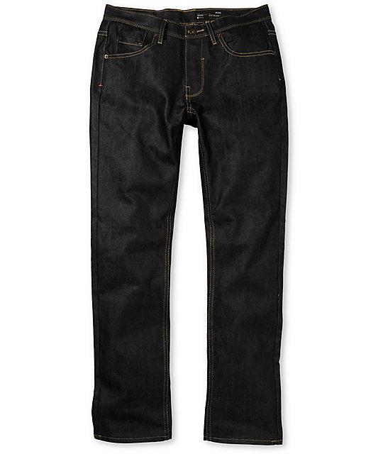 Matix Gripper Raw Deep Blue Skinny Jeans