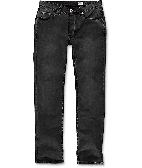 Matix Gripper Worn True Slim Fit Jeans