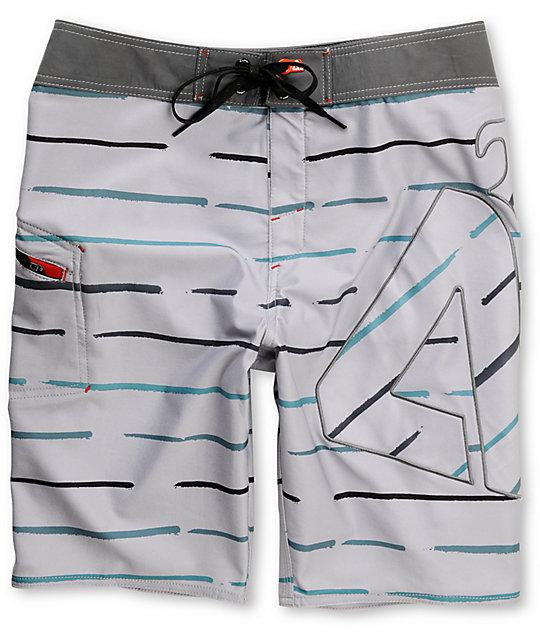 Matix Kling Cruiser Grey Board Shorts