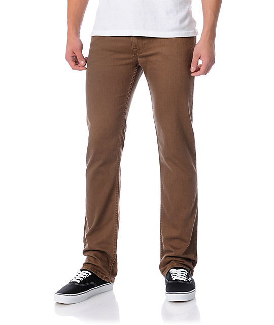 Matix Marc Johnson Choco Stretch Jeans