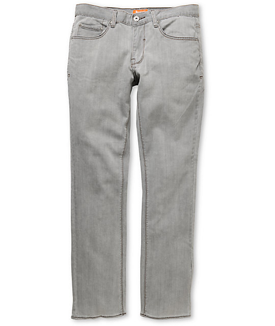 Matix Marc Johnson Newlead Grey Slim Jeans