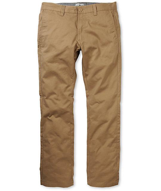 Matix Mens Welder Slim Fit Khaki Pants