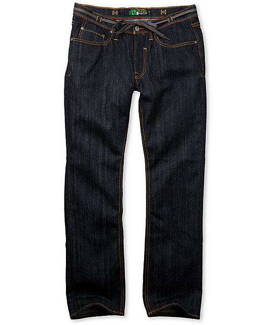 Matix Torey Pudwill Medium Blue Relaxed Fit Jeans