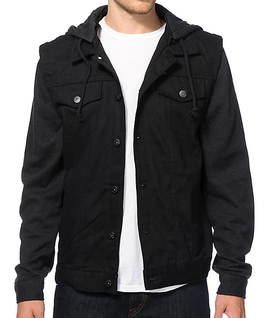Matix Torrent Hooded Vest Jacket