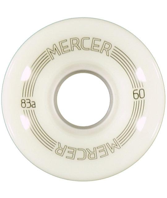 Mercer 60mm Glow In The Dark Cruiser Wheels