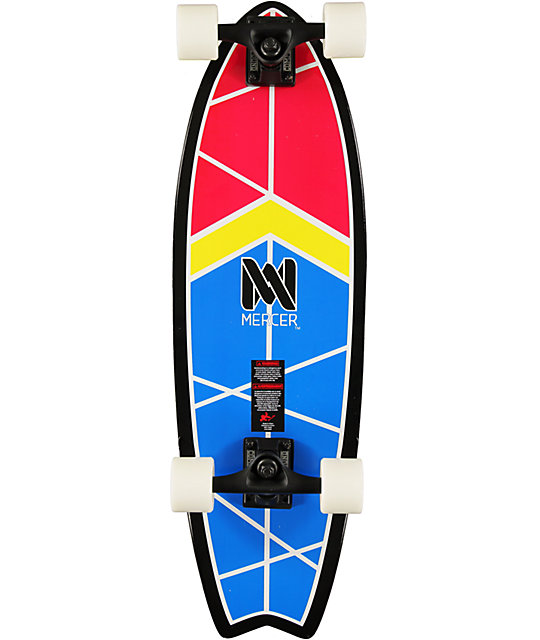 "Mercer Conversion 29""  Cruiser Complete Skateboard"