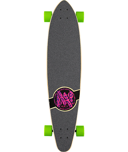 "Mercer Cosmic Encounter 37.5""  Longboard Complete"