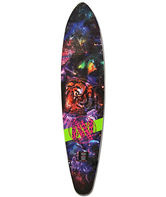 """Mercer Cosmic Encounter 37.5""""  Longboard Deck"""