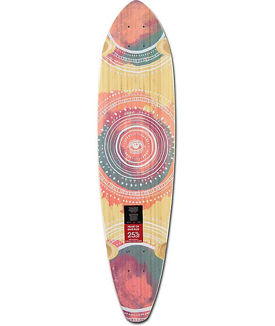 "Mercer Mandala 35"" Longboard Deck"