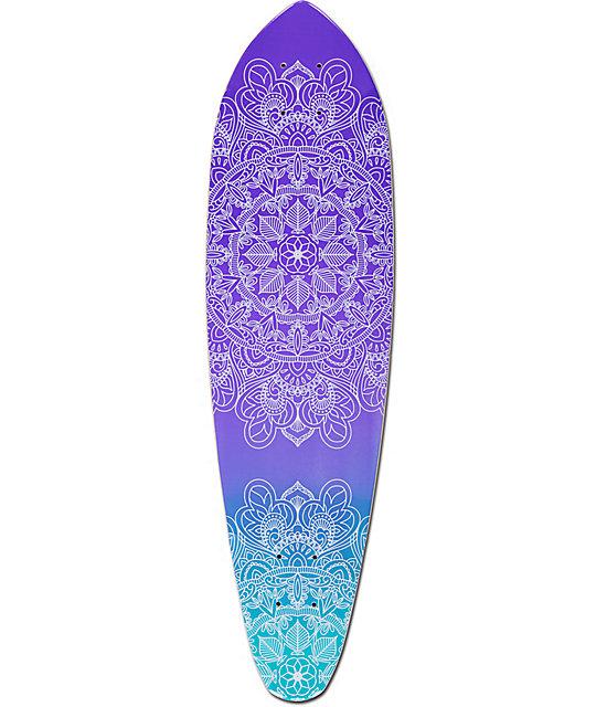 """Mercer Serendipity 31.25"""" Cruiser Skateboard Deck"""