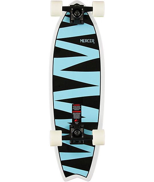 """Mercer Tripper 29""""  Cruiser Complete Skateboard"""