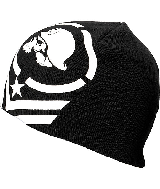 Metal Mulisha Badical Black Beanie