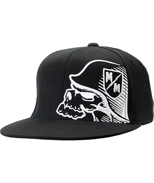 Metal Mulisha Blaze Black Flexfit Hat