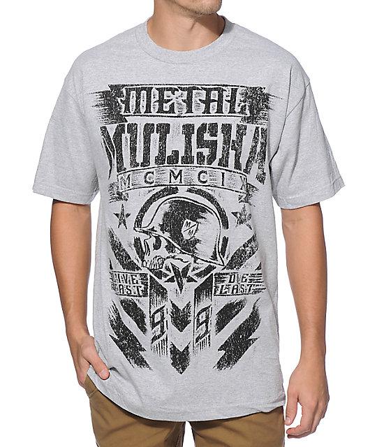 Metal Mulisha Chalk T-Shirt