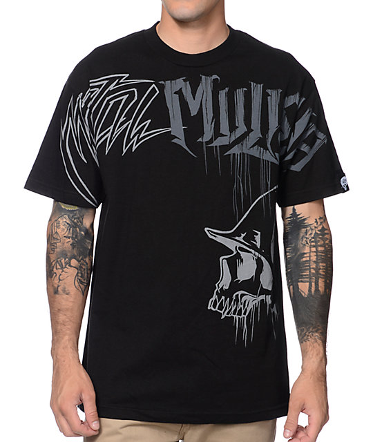 Metal Mulisha Clarify Black T-Shirt