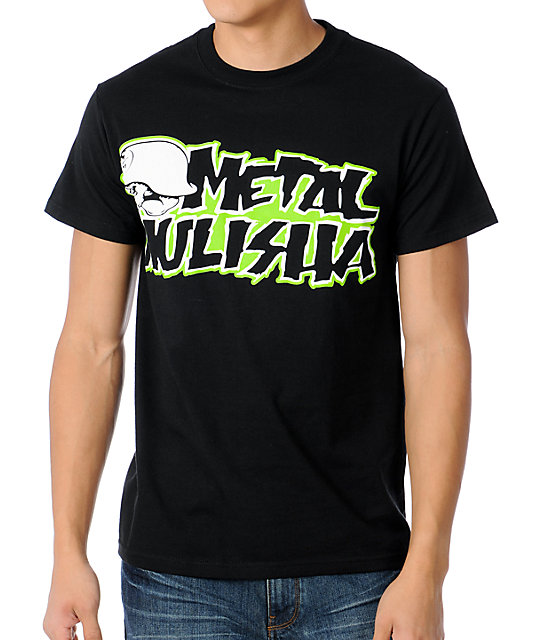 Metal Mulisha Corpo 2 Black T-Shirt