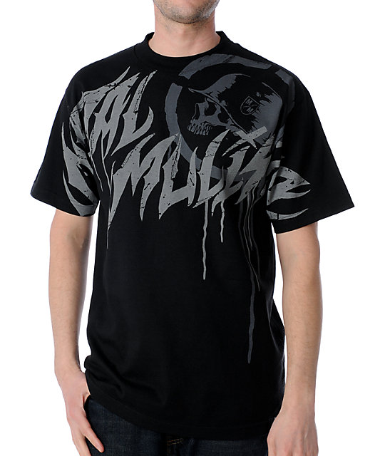 Metal Mulisha Cruel Black T-Shirt