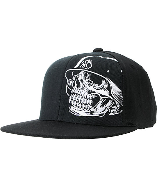Metal Mulisha Demand Black Flexfit Hat