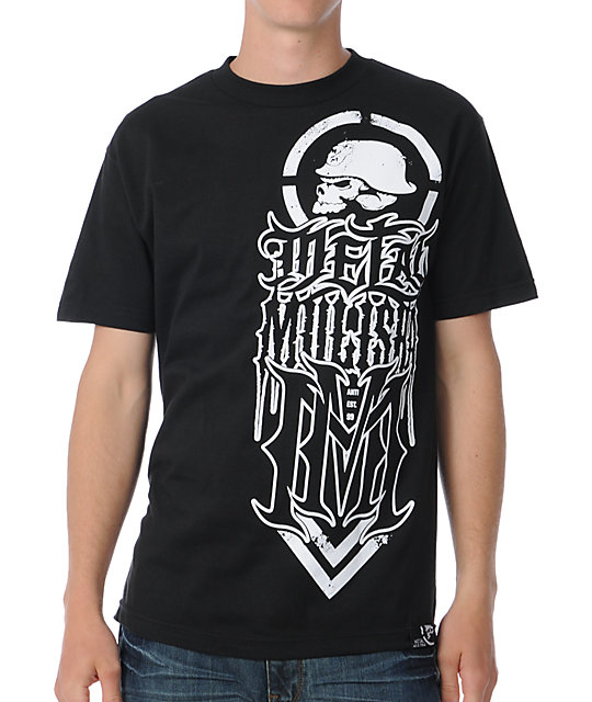 Metal Mulisha Disengage Black T-Shirt