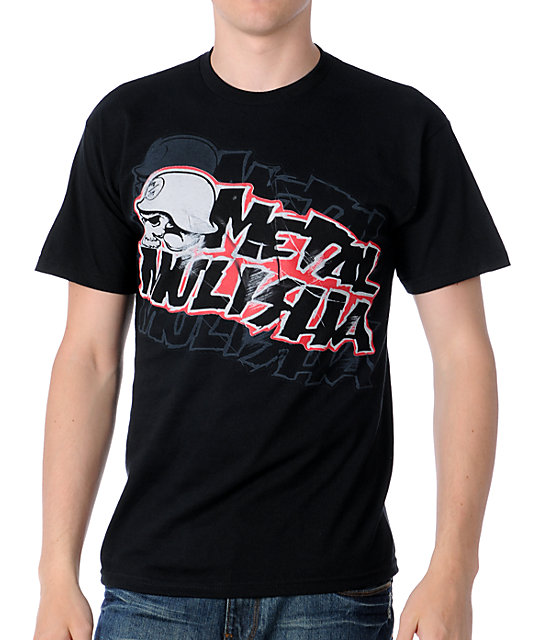 Metal Mulisha Exposed Black T-Shirt