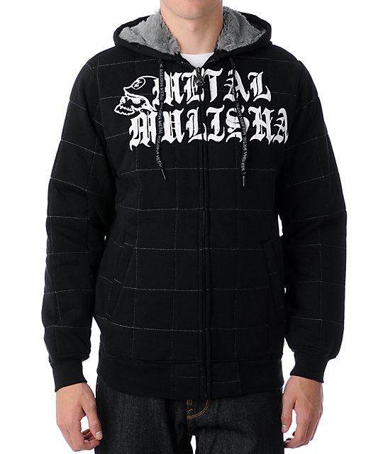 Metal Mulisha Federal Black Hoodie