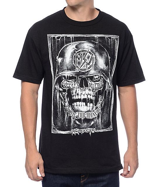 Metal Mulisha Night Creeper Black T-Shirt
