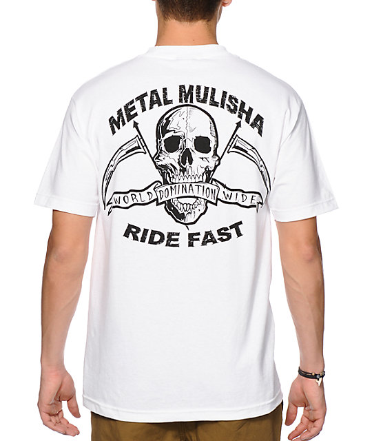 Metal Mulisha Ride Fast T-Shirt