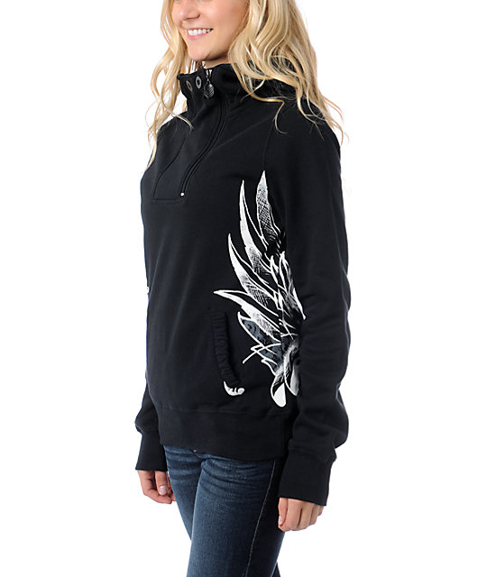 Metal Mulisha Saucy Black Pullover Hoodie