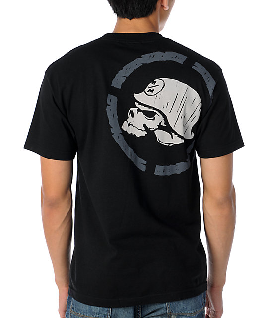 Metal Mulisha Sudden Black T-Shirt
