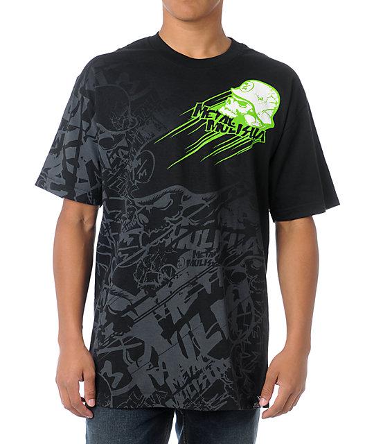 Metal Mulisha Trail Black T-Shirt