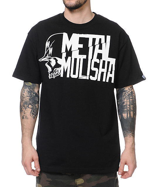 Metal Mulisha Tremble Black T-Shirt