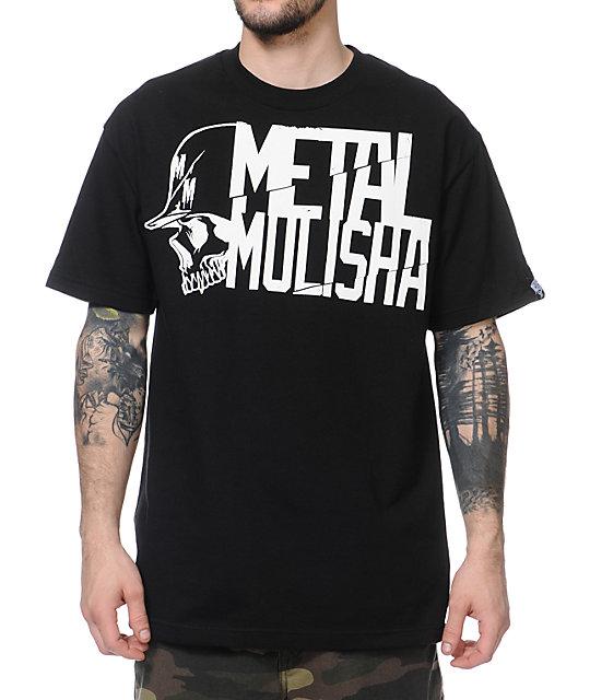 Metal Mulisha Tremble Black T-Shirt