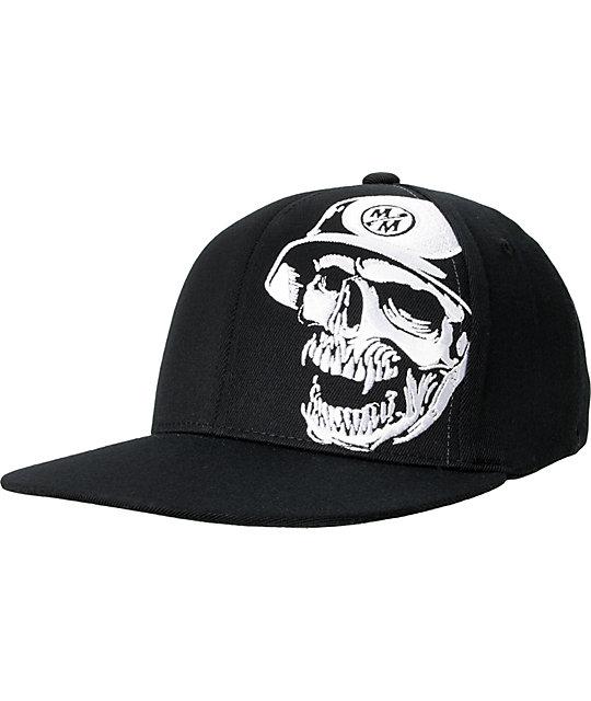 Metal Mulisha Vile Black Hat