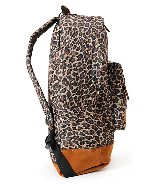 Mi-Pac All Leopard Backpack