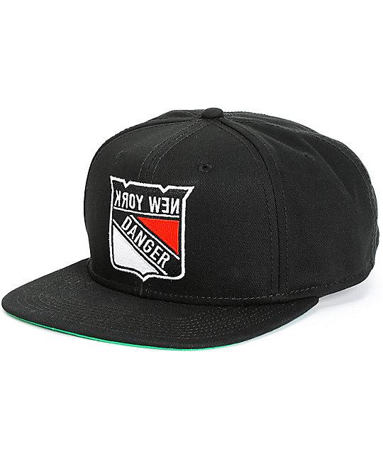 Mighty Healthy NY Danger Snapback Hat