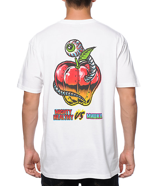 Mighty Healthy x Mishka Keep Watch T-Shirt