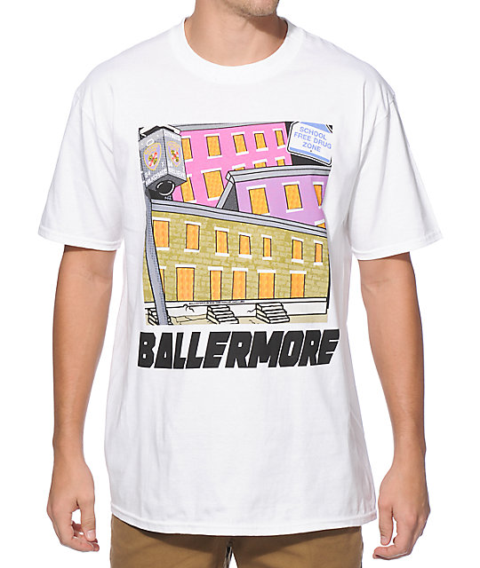 Milkcrate Ballermore T-Shirt