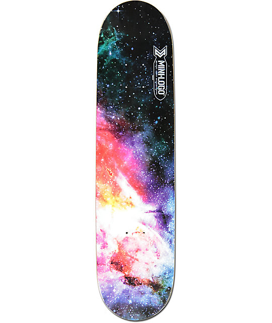 "Mini Logo Cosmic 7.75"" Skateboard Deck"